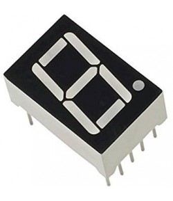 7 Segment Led Display Common Cathode,Pack of 5