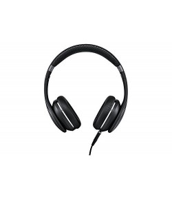 Stereo Headphone-Wired Connectivity-Stereo-Over-the-head-Black