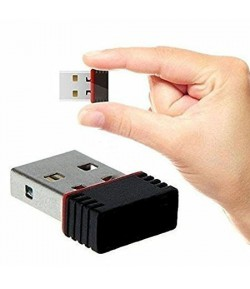 Wi-Fi Receiver 300Mbps, USB 2.0 Wireless Mini Wifi