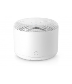 White Portable Handy Bluetooth Mobile/Tablet Speaker