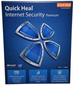Quick heal INTERNET SECURITY 1PC 1YEAR