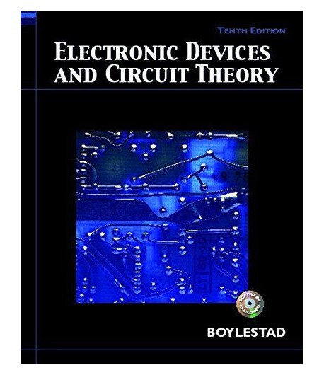 Electronic Devices & Circuit Theory by Nashelskyan and Boylestad.