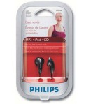 Philips Wired Headphone  (Black)