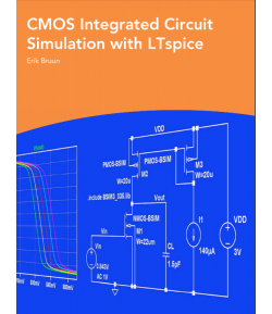 CMOS Integrated circuit simulation with LT spice -Erik Bruun
