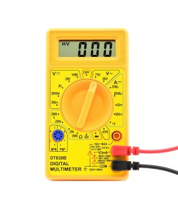 Digital Multimeter Multitester with LCD Display